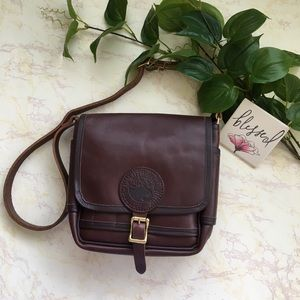 Handbags - Duluth Haversack Smooth Leather Crossbody Bag